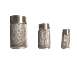 STRAINER FOR CHECK VALVE