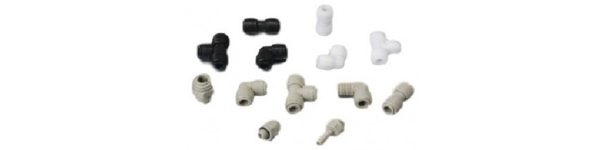 Easy tube fittings